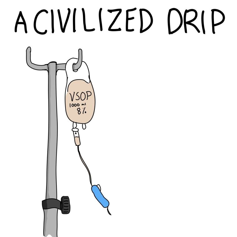 A Civilized Drip