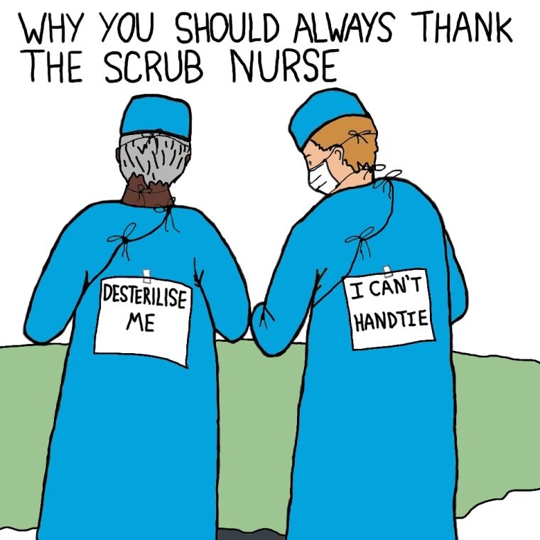 Scrub Nurse
